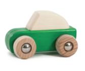 Rückzieh Auto Grün von BAJO