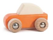 Rückzieh Auto Orange von BAJO