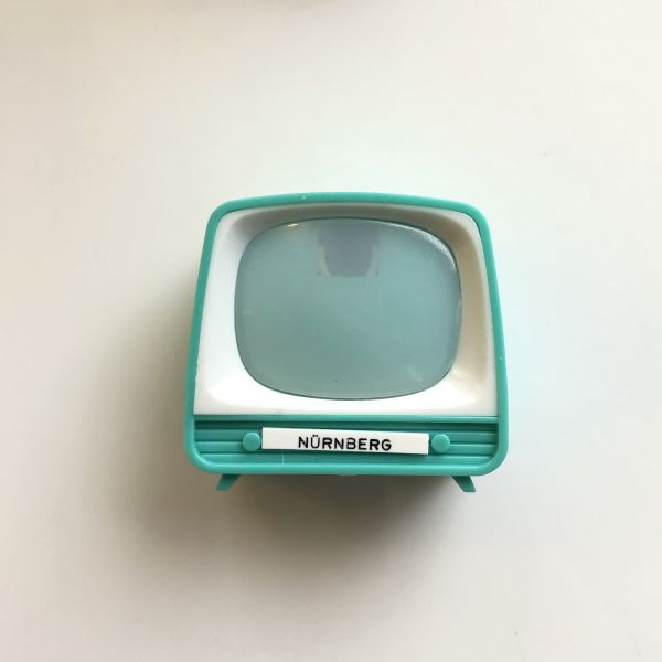 Mini Klick Fernseher türkis Nürnberg