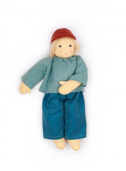 """Waldorf Puppe """"Pepe"""" von Nanchen"""