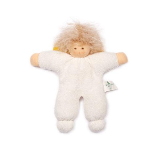 Engel mit Haaren Püppchen von Nanchen BIO
