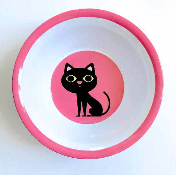 """Schüssel """"Katze pink"""" von OMM Design"""
