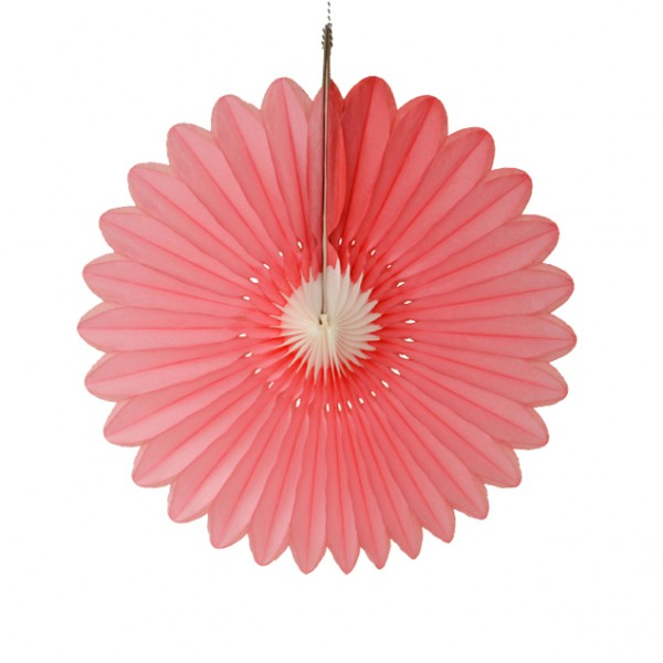 Blume pink weiß 60 cm von Engel