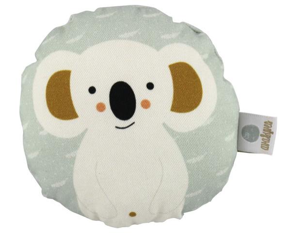 Babyquietscher Koala weiß von Ava & Yves