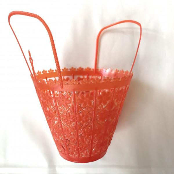 Körbchen orangerot