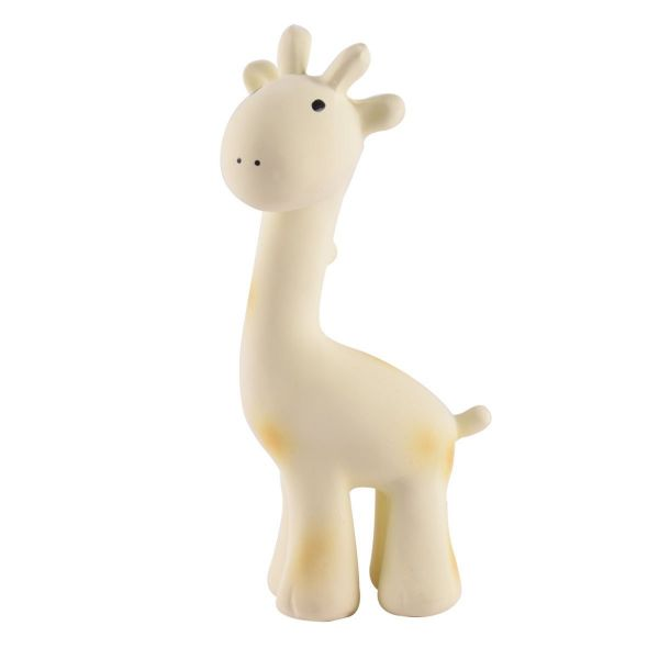 Giraffe Rassel und Badetier von Tikiri