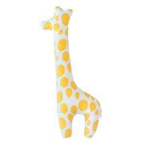 """Rassel Quietsch Giraffe """"Balloon"""" türkis"""